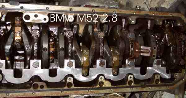 bmw m52tu stroker kit